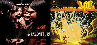 The Flaming Lips y The Raconteurs