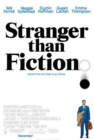 Más extraño que la ficción (Stranger than Fiction)