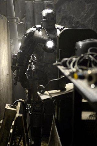 IRON MAN (podría ser la próxima mejor adaptación a la pantalla de un superhéroe)