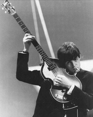 El bajo de Paul