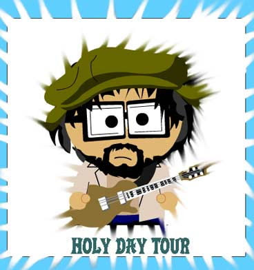 Vuelven los Holy Days