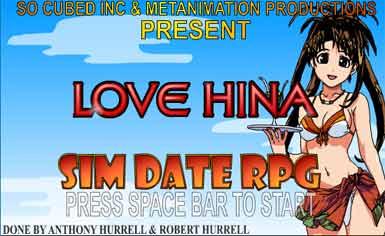 Juego de Love Hina