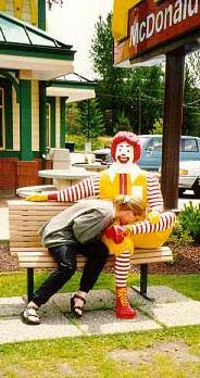 El malvado Ronald