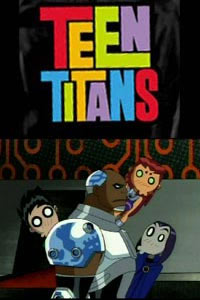 TEEN TITANS (serie de animación)